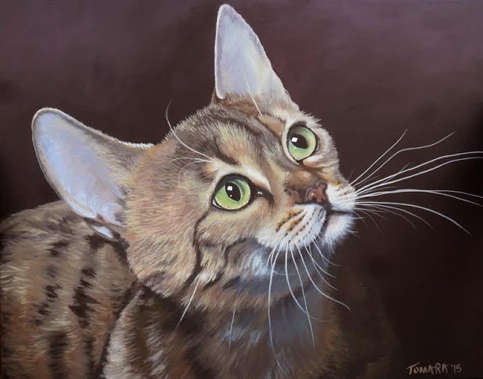 Kiki portrait